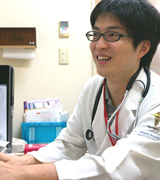 山本 晃(やまもと あきら):内科医員
